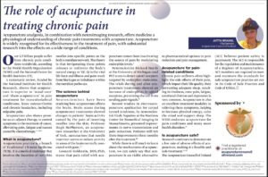 the_role_of_acupuncture_in_treatng_chronic_pain